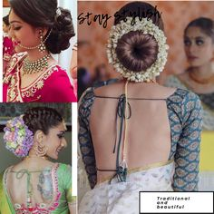 Its not so tough to choose your perfect hairstyle in this wedding season. look beautiful, feel beautiful. ethnic girl you rock. Fashion Hairstyles, Bun Hairstyles, Wedding Hairstyles, Super Easy Hairstyles, Perfect Hairstyle, Rock Fashion, Wedding Photoshoot, How To Feel Beautiful, Wedding Season