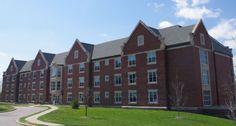 Guffey Hall at Lindenwood University