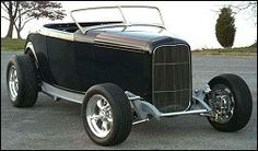American Street Rod '32 Ford Roadster | Muscle Cars n Pinup ...