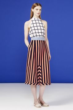 Novis Resort 2016 - Collection - Gallery - Style.com http://www.style.com/slideshows/fashion-shows/resort-2016/novis/collection/12