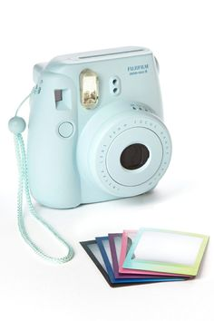 Fuji Instax Polaroid Camera $60 by lucy