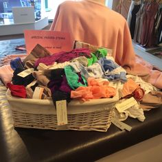 Did you know we always have a special offer Knicker Basket! Items up to 70% off ~ Great idea for #Hen party #Secret Santa #Birthdays #Gifts