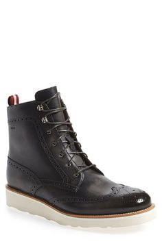 Bally 'Colliman' Wingtip Chukka Boot available at #Nordstrom