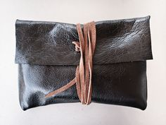 Handmade Leather Bag by S&H Design