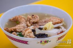 Golden Mile (Beach Road) Food Centre - Fish Soup-9617 by The Bonding Tool, via Flickr