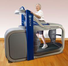 anti gravity exercise machine