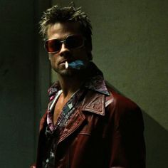 vintagesalt: Fight Club - Pay Now Or Pay Later Fight Club 1999, Fight Club Rules, Fight Club Brad Pitt, Marla Singer, Tyler Durden, David Fincher, Cooler Look, This Is Your Life, Foto Art