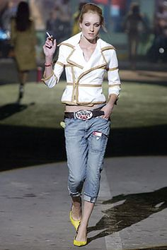 Dsquared² - Spring 2004 Ready-to-Wear - Look 29 of 49