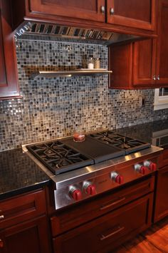 Ashen White Granite Kitchen With Oil Rubbed Bronze Faucet