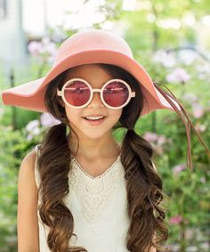Look at this Joyfolie Pink Soujourner Hat on #zulily today!