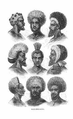 fijian hair dunno if it's authentic Black History Facts, Art History, Fiji Islands, Cook Islands, Melanesian People, Tribal Lion, Aboriginal History, Natural Hair Art, African Diaspora