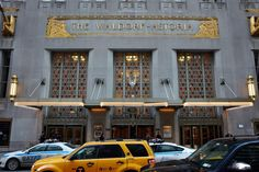 Hilton Worldwide Holdings Inc. completes $1.95 billion sale of Waldorf Astoria New York http://on.wsj.com/1E51ITl