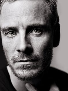 That's the charm of Michael Fassbender.