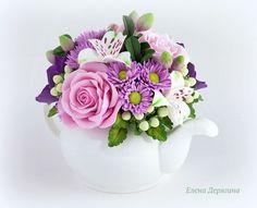Фотографии Рукотворные цветы.Цветы своими руками.Рукоделие. | 434 альбома | ВКонтакте