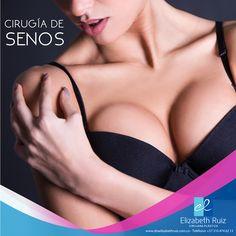 Quien es una candidata para un aumento de senos?   Si no estás satisfecha con el tamaño o la forma de tus sus senos naturales o estos han cambiado después de tu embarazo, el aumento de senos puede ayudar a corregir su tamaño y forma, mejorar la firmeza y restaurar el contorno corporal para que este se vea más joven.   Dra. Elizabeth Ruiz Médica y Cirujana Cirujana Plástica Miembro de la SCCP.   #aumentodesenos #mamoplastia #plasticsurgery #cirugiaplastica #plasticsurgeon #cirujanaplastica