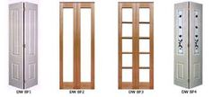 Image result for modern internal bi-fold door profiles
