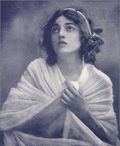 gladys cooper vintage portrait