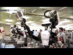 NHK Documentary - Robot Revolution, will machines surpass humans (2013-05-04) Full HD 1080P - YouTube