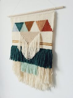 ON SALE Ready to ship Hand Woven Wall by undertheoaktreeshop