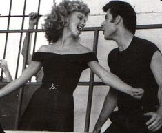 You're the one that i want Uh uh uh honey Olivia Newton John Grease, Grease 1978, Grease Is The Word, Grease Live, Cinema Theatre, John Travolta, Hip Hop Fashion, Cultura Pop, Music Tv