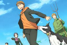 Silver Spoon Season 1 Collection (DVD) Review: One of the Most Honest Anime Series this Decade: Silver Spoon Season 1 Collection on DVD http://anime.about.com/od/Anime-Blu-Ray-and-DVD-Reviews/fl/Silver-Spoon-Season-1-Collection-DVD-Review.htm