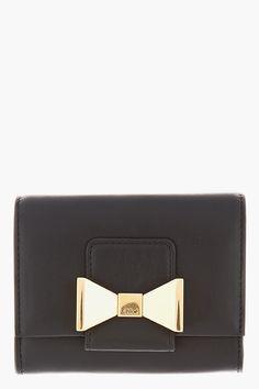Chloé wallet.