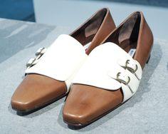 Manolo Blahnik at New York Fashion Week Fall 2014 - StyleBistro