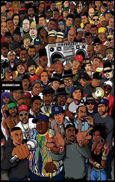 The Hip Hop Revolution.