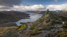 Ben A'an, Scotland. Next place I'd like to visit... (hint)