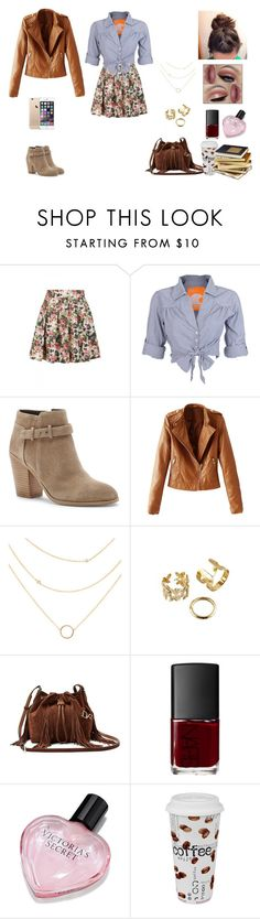 """""""The Twin Alpha's #11"""" by jazmine-bowman on Polyvore featuring Louche, Soul Cal, Sole Society, WithChic, Castello, Diane Von Furstenberg, NARS Cosmetics, Victoria's Secret and Könitz"""