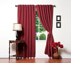 Artwork of Sound Reducing Curtains Providing Peaceful Situation Over Your Home