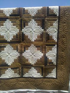 Pieced by Cheryl Jeffries Quilted by Jessica's Quilting Studio