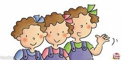 the triplets cartoon