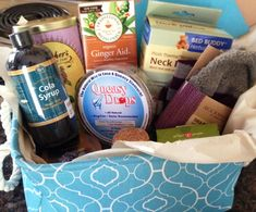 Chemo Survival Kit: A great gift idea (that almost went bad.)