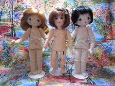 basic doll shapes