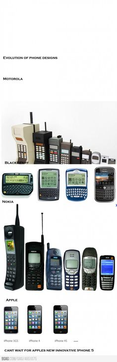 iphone evolution #iphone #cellphone development