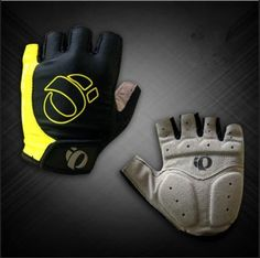 Fashion Cycling Gloves Mountain Bike Motorcycle Sport Gel Half Finger Gloves L * Click image for more details.