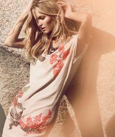 TWIN-SET Simona Barbieri: floral dress