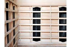 Sauna infrarouge 3/4 places - Chromothérapie Narvik