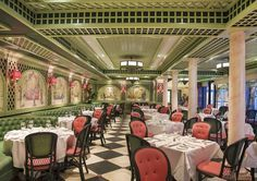Brennan's is a go-to restaurant in New Orleans that recently got a design revamp from AD100 honoree Richard Keith Langham. Read on to see other must-visit spots in New Orleans, Louisiana.