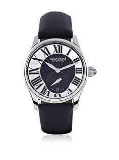 Louis Erard Reloj automático Woman Heritage Azul Oscuro 36 mm