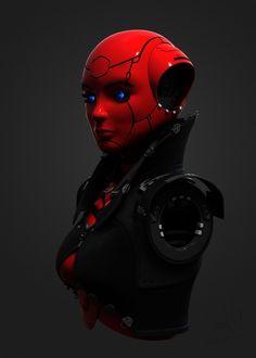 robot girl - Поиск в Google