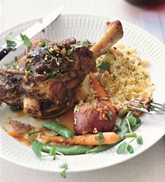 LAMB on Pinterest | Lamb Shanks, Lamb Recipes and Lamb Shoulder Chops