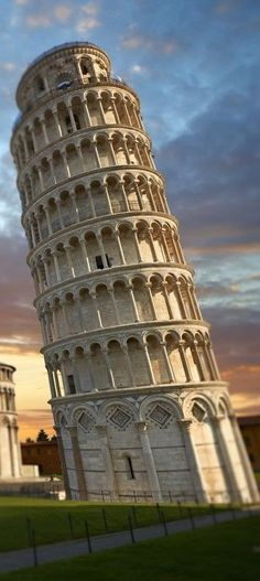 Leaning Tower, Pisa, Italy More