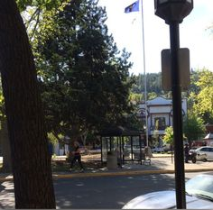 Downtown Ashland, OR - known for hosting the Ashland #Shakespeare Festival! #ttot