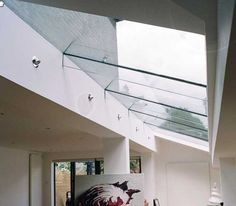 Great glass roof for victorian side return
