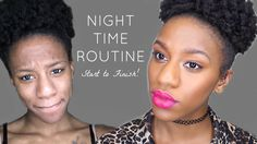 Get UNREADY with Me! I show you my Night Time Routine from Start to Finish!  https://youtu.be/k4XiV5bL5wY