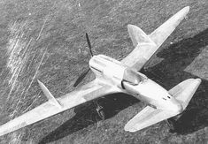 SAI-Ambrosini - SAI-Ambrosini produced the short-lived canard fighter - the sole example lost in a crash on its second flight and claiming its pilot in the process. Ww2 Aircraft, Fighter Aircraft, Military Aircraft, Fighter Jets, Diesel Punk, Italian Air Force, Stipa, Pilot, Experimental Aircraft