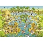 Most comprehensive online jigsaw puzzle shop in South Africa. Jigsaw puzzles for young and old. Habitats, Jigsaw Puzzles, Africa, World, Art, Art Background, Kunst, Puzzle Games, The World