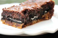 gingersnaps: slutty brownies